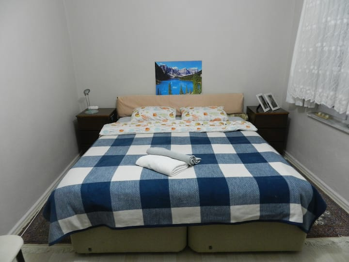 Cozy room at the heart of Canakkale Özel oda