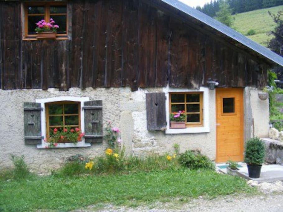 Le gîte Chez Voynot