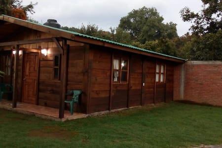 Cabaña chica Madeleyn en Zirahuén Michoacan