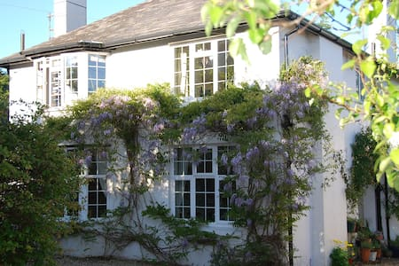 Wisteria House Dartmoor National Pk - Okehampton - Haus