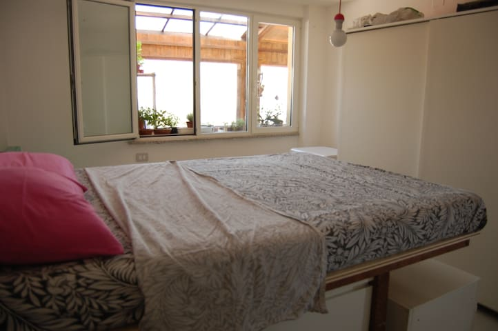Bedroom in  country side of Rimini - La Cerbaiola - Leilighet