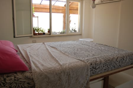 Bedroom in  country side of Rimini - La Cerbaiola - Huoneisto