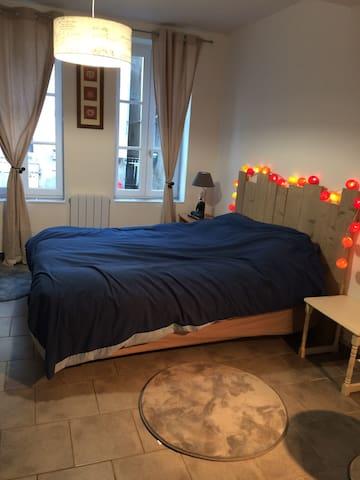 Jolie maison individuelle proche centre ville - Moulins - Dom
