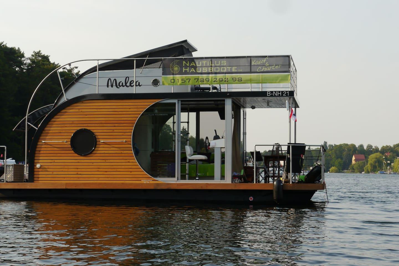 Nautilus Hausboote Berlin hausboot malea boats for rent in grünheide brandenburg
