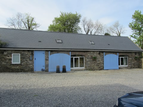 Barn conversion in rural, peaceful location.