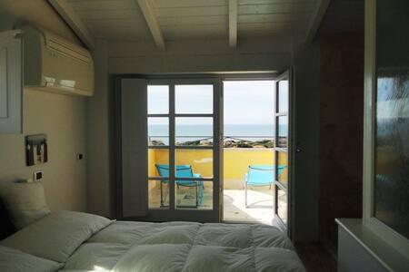 Wonderful apartment! Amazing view! - San Vincenzo