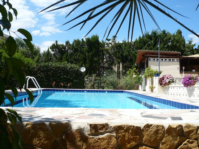 Holiday Home /private Pool & Garden - L'Alfàs del Pi - Huis