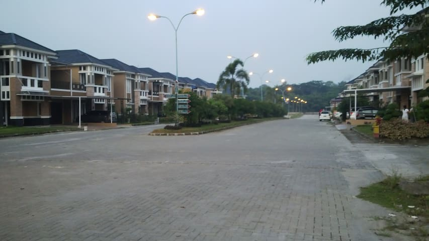 The Housing Complex