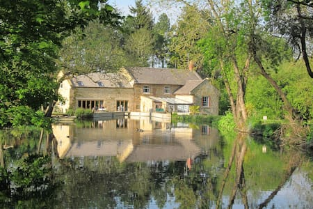 Snugborough Mill B&B, Millpond View - Blockley - Bed & Breakfast - 0