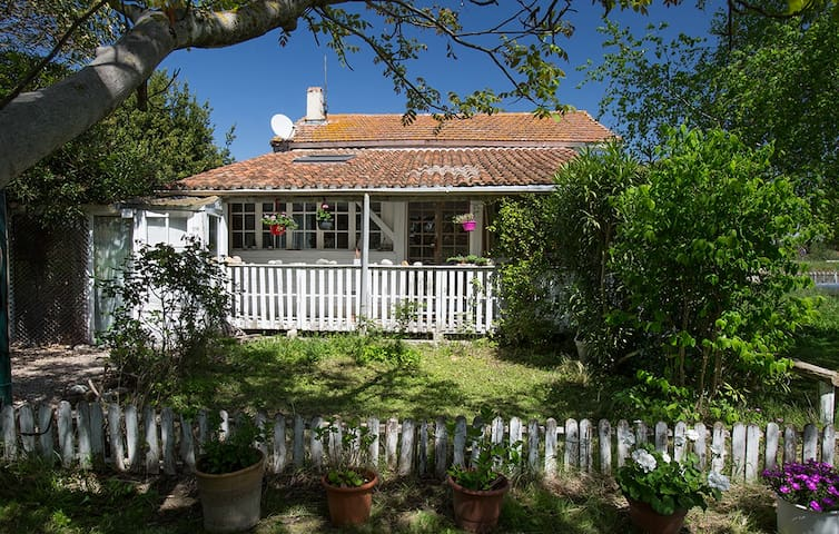 Atypical house near ARLES