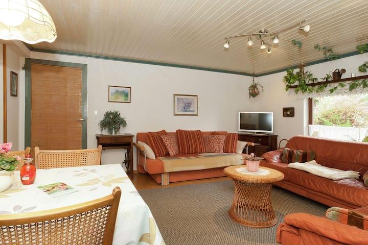 Quiet, cozy apartment in Menkhausen (Sauerland) close to the ski area