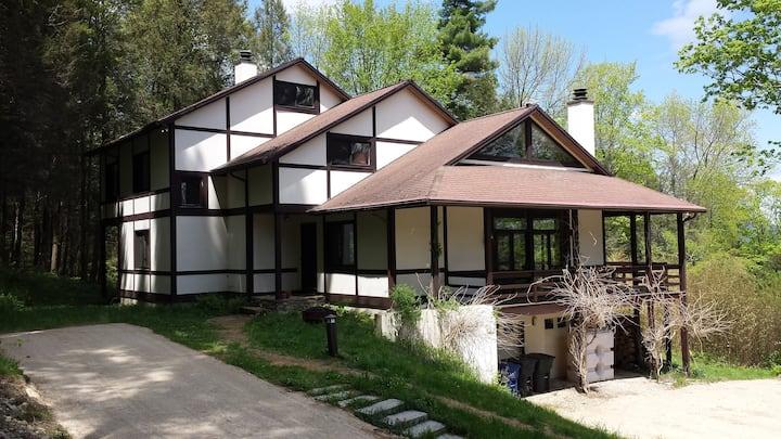 Race Mountain House