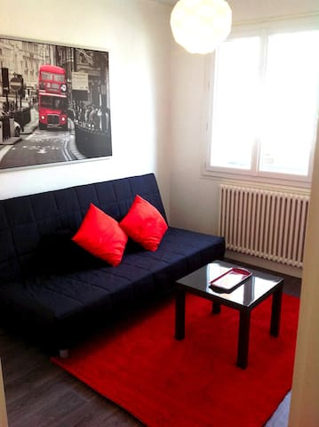 Just renovated in city center - Vichy - Apartament