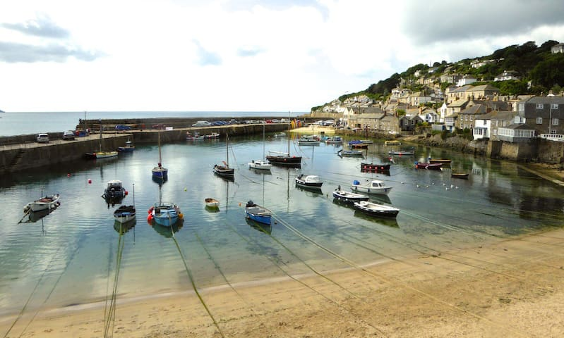 Blue Cat Cottage, Mousehole - Mousehole - Dom