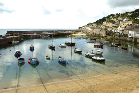 Blue Cat Cottage, Mousehole - Mousehole - Talo