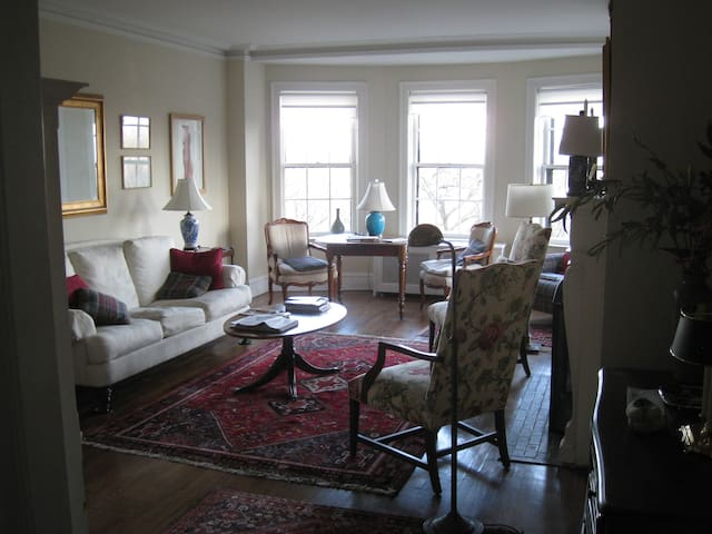 Classic, Luxury Apartment on Lincoln Park