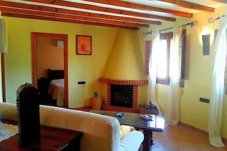 Cosy tranquil holiday home  - Canillas de Albaida