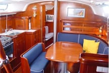 Sail Boat for charters