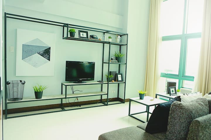 Ultramodern 1BR Loft LeGrand2 Eastwood Quezon City - Quezon City - Loft