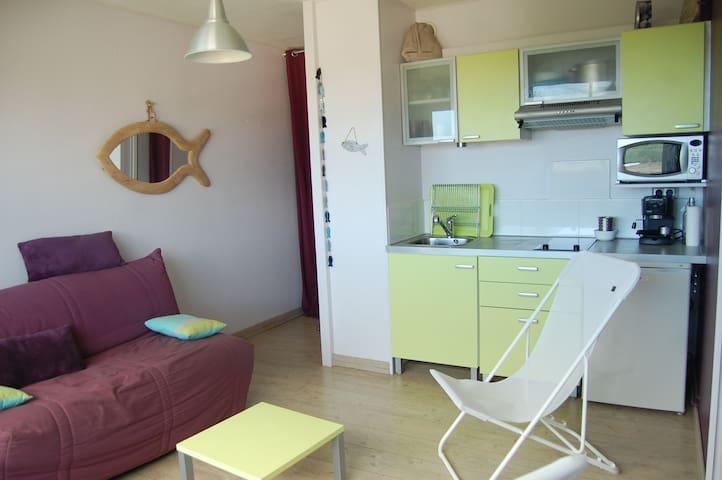 Appartement Villers sur mer  - Villers-sur-Mer - Flat