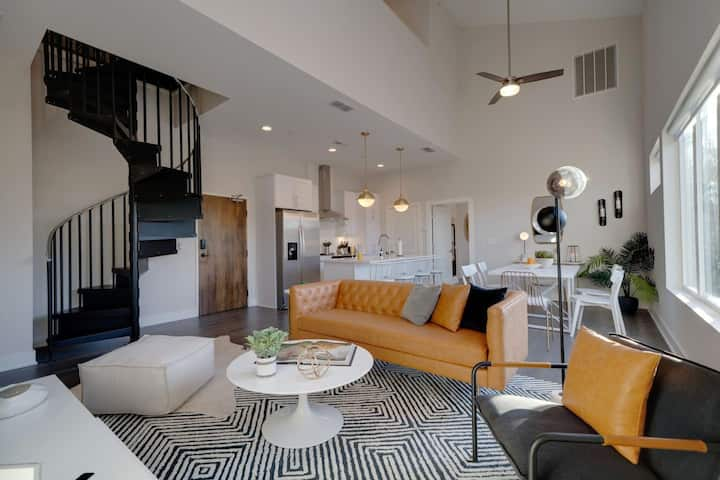 Jurny | Vanderbilt | Large Loft West End
