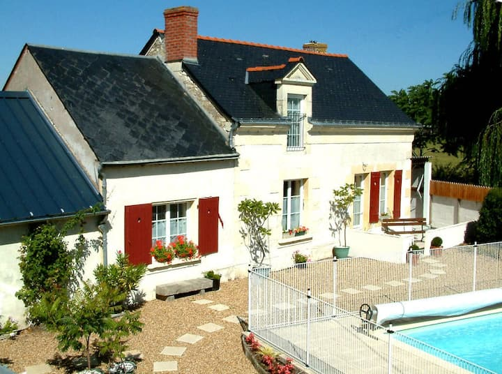 La Grange - Les Volets Rouges nr Saumur