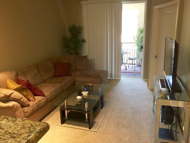 NEW! Modern one bedroom Apt minutes from Disney!! - Orange - Apartament