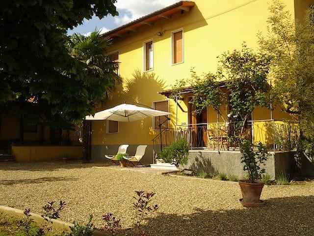 Agriturismo Campo del Monte - Terranuova Bracciolini - Wohnung