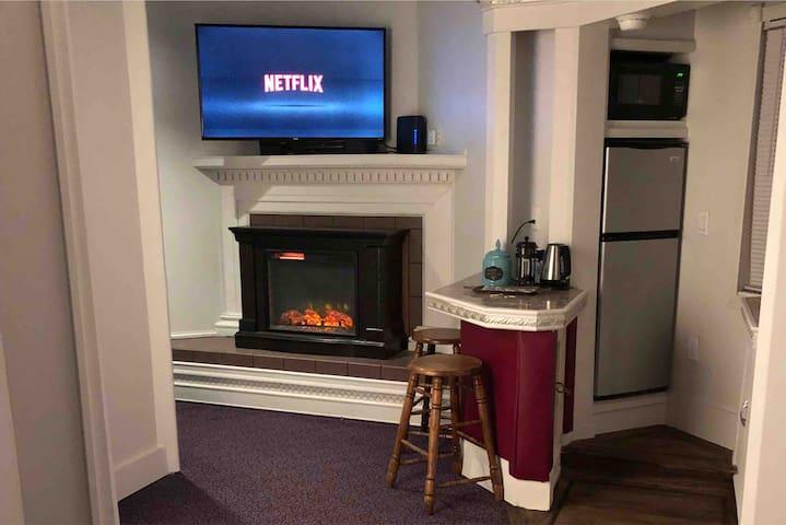 Victorian guest suite