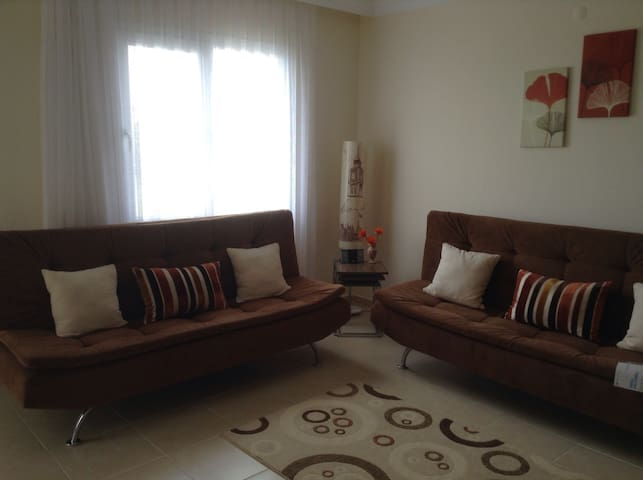 Modern 2 Bedroomed Apartment - Didim - Pis