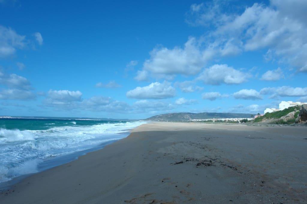 Front door beach - Primera línea a esta playa