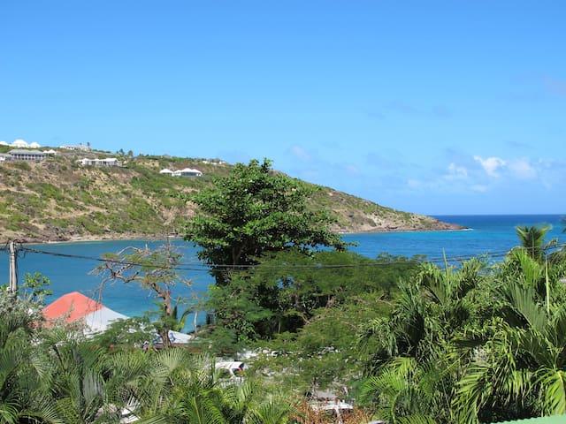 Ah Le Bonheur - St Barthelemy, FWI - Marigot Bay - Appartement