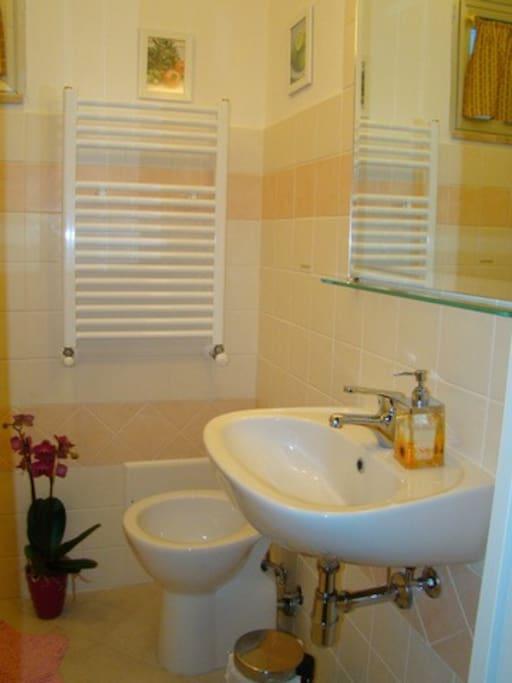 bagno camera privato