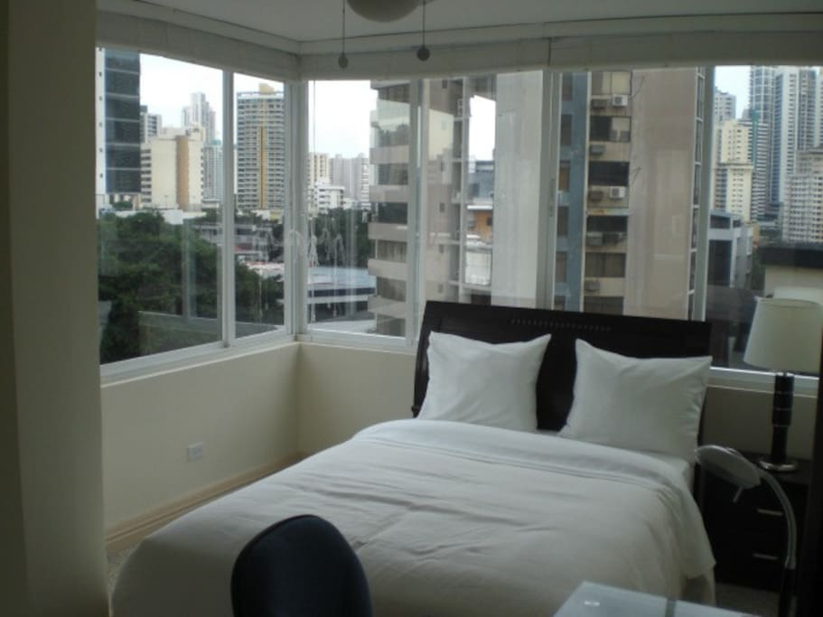 Top quality Mattress and Linens!  Choice Views, unlike Hotels!