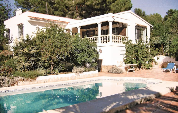 Holiday cottage with 3 bedrooms on 93 m² in Jesús Pobre