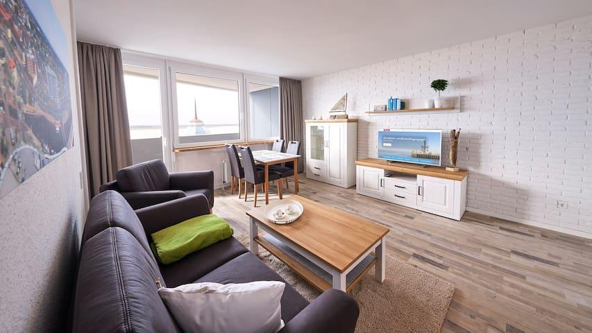 Weserdeichblick - 2019 komplett renoviert!