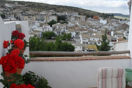 Traditional 2 Bedroom Townhouse - Alhama de Granada - Σπίτι