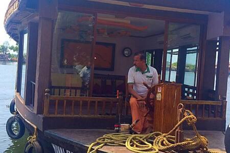 Riverland Symphony Houseboat - Alappuzha - Barco