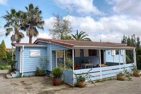 Casa independiente en entorno rural y tranquilo