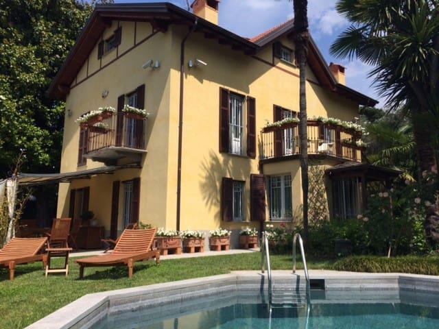 Elegant B&B in Villa Bellagio - Bellagio - Huvila