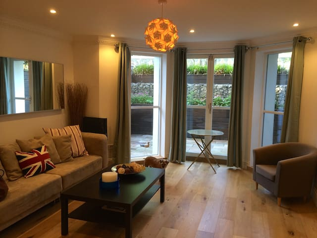 Perfect new open-plan pied à mer - Folkestone - Appartement