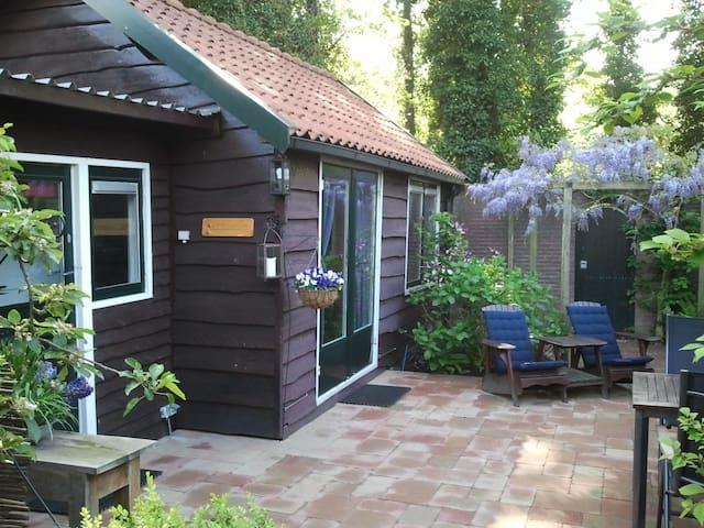 Garden House, 30min from Amsterdam