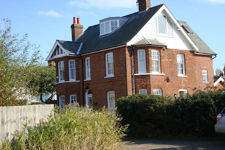 Hideaway 2BD with parking included - Aldeburgh