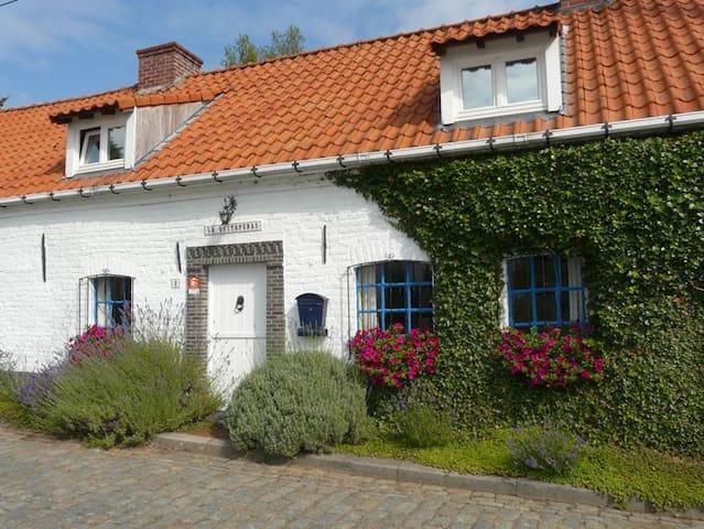 Charming cottage - Flemish Ardennes - Ronse - Hus