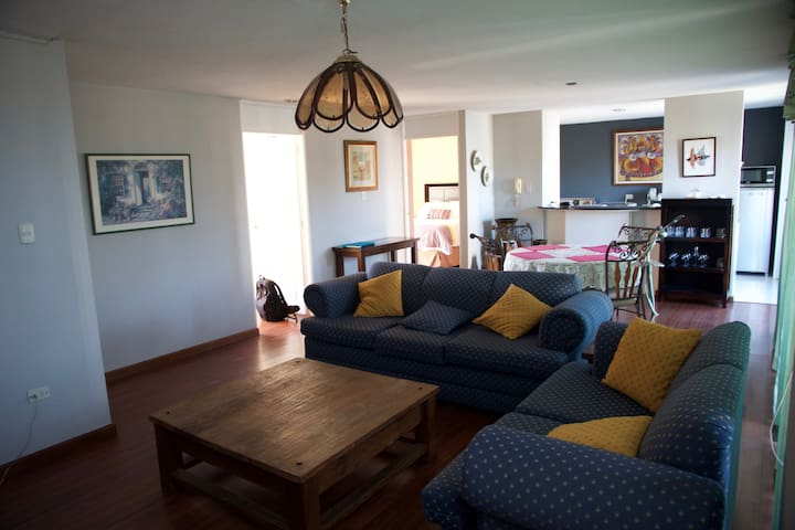 Cozy, comfortable and well located apto zone 14. - Guatemala - Appartement