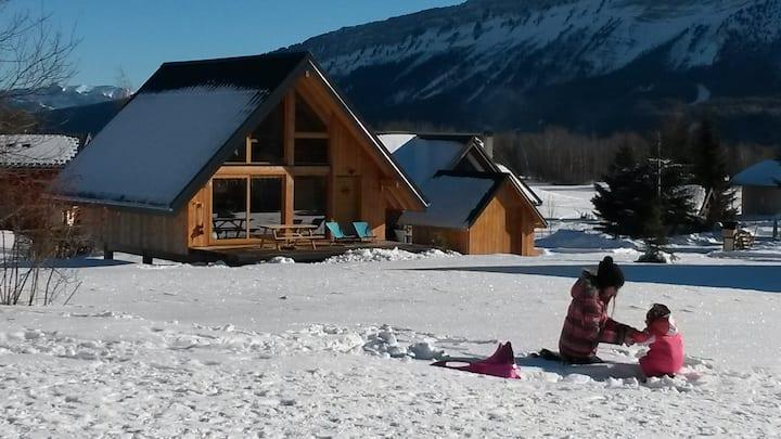 Chalet 4*, La Feclaz, Savoie Grand Revard, Alpes