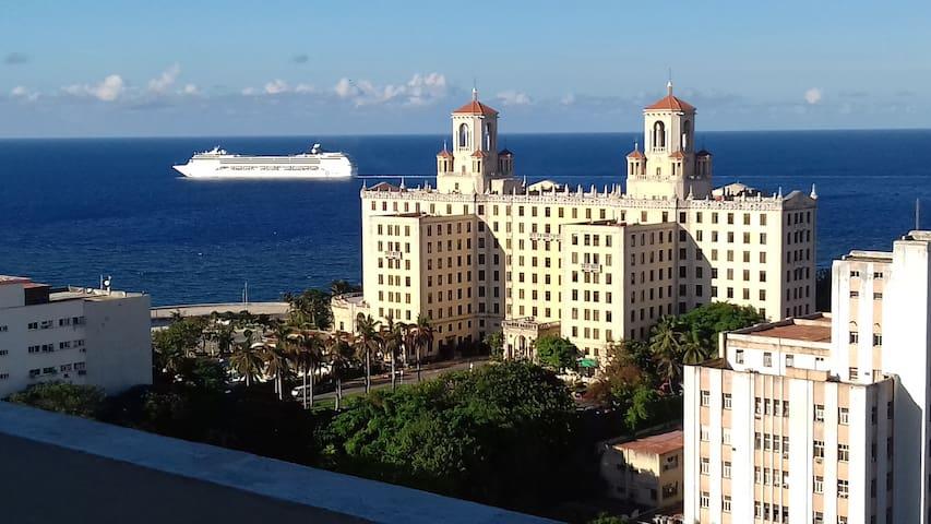 Havana best location amazing views!
