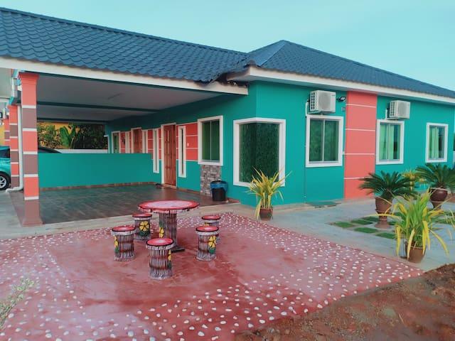 Jerai Inn Homestay 76 Guar Chempedak Yan Kedah