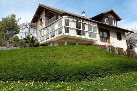 Archamps - Flat in a home with beautifull view