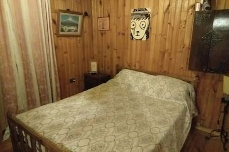 Room with private bathroom near airport - Pudahuel